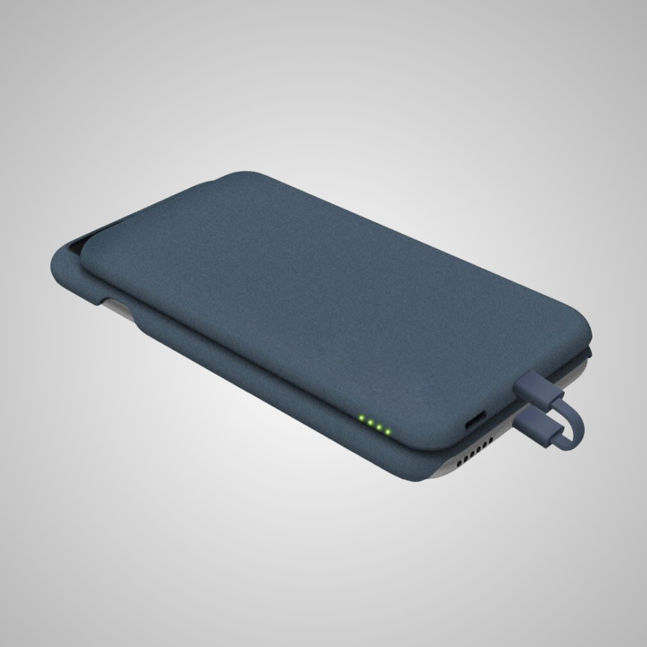 CH6315 OEM portable power bank with case for iphone 6