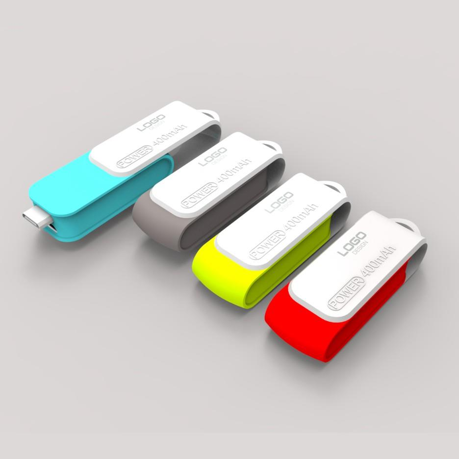 CH7868 Multicolored cute convenient 72*24*18mm portable power bank