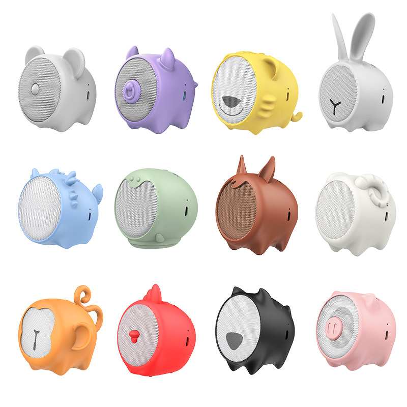 BT2901 Chinese zodiac bluetooth speakers