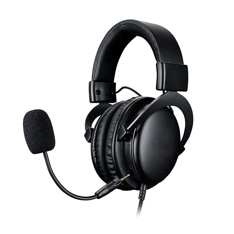 HP1306 3.5+7.1 channel gaming headset