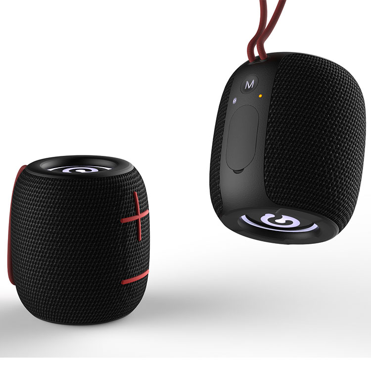 BT2953 Waterproof outdoor bluetooth speaker with led light