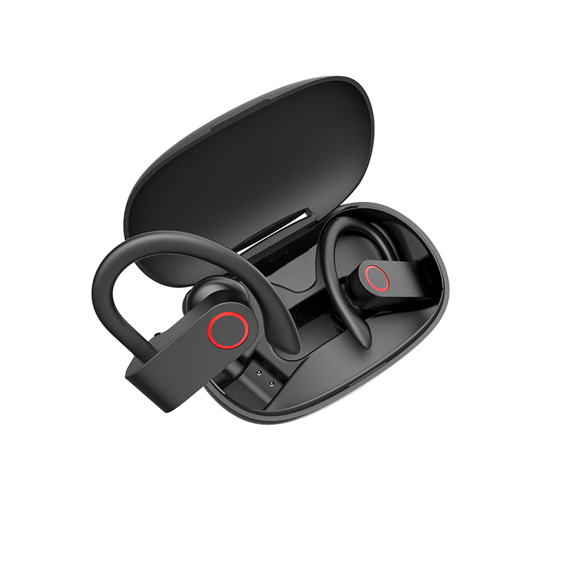 HP1292 ear hook sport headphone